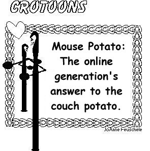 Mouse Potato