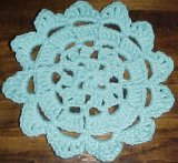 Arrow Tip Doily Crochet Pattern