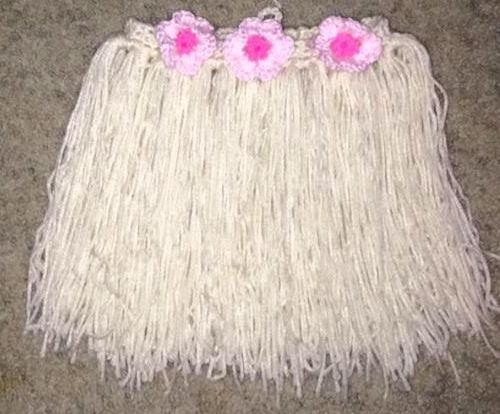 Baby Grass Skirt 18