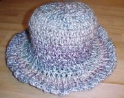 Barb's Floppy Brim Hat