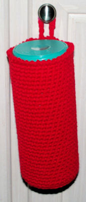 Clorox Wipes Hanger Free Crochet Pattern