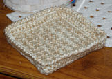 Coaster Tray Crochet Pattern