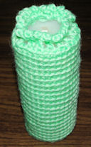 Coin Bank Free Crochet Pattern