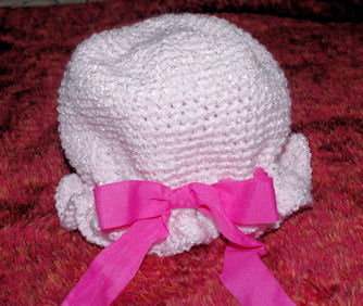 Juleeann's Ruffled Hat Crochet Pattern (child)