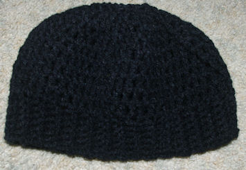 Ponytail Hat Free Crochet Pattern