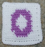 Row Count 0 Coaster Crochet Pattern