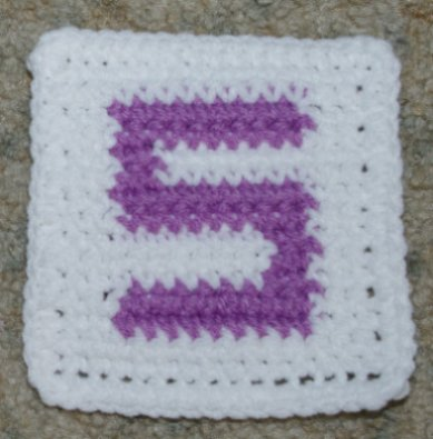 Row Count 5 Coaster Free Crochet Pattern