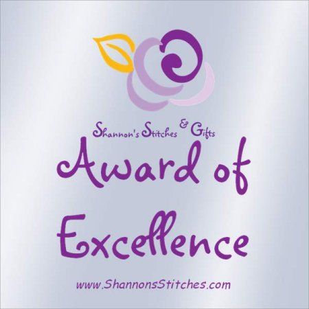 Shannon's Stitches & Gifts Award