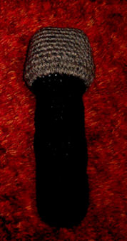 Stuffed Toy Microphone Crochet Pattern
