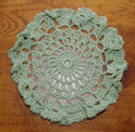 Wide Mouth Jar Lid Cover Crochet Pattern