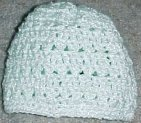 William's Baby Hat Crochet Pattern